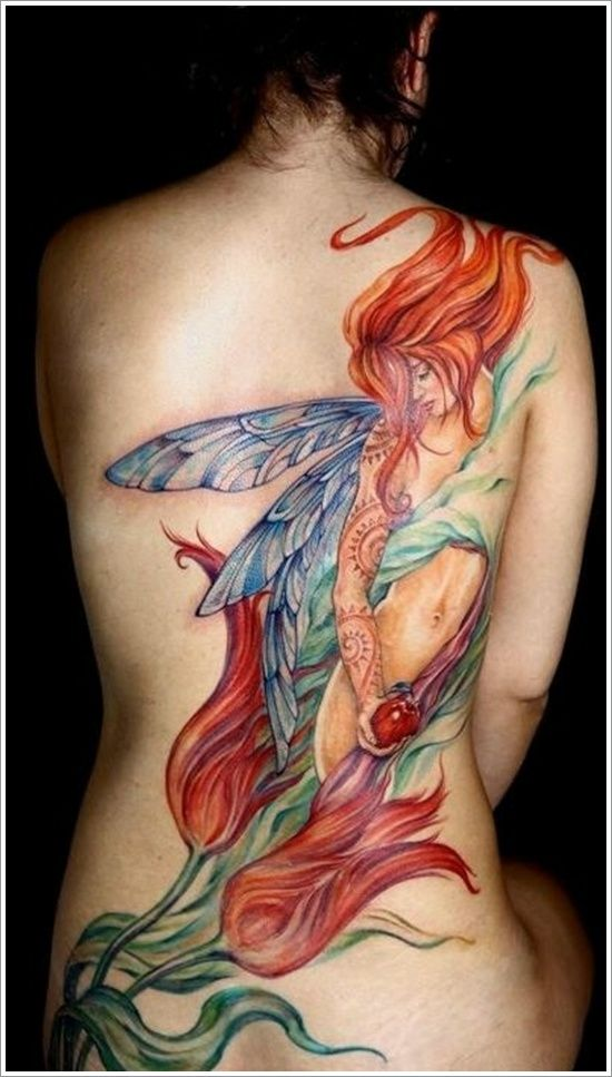 40 best images about fairy tattoo design on pinterest flower fairies the fairy and for women. Black Bedroom Furniture Sets. Home Design Ideas