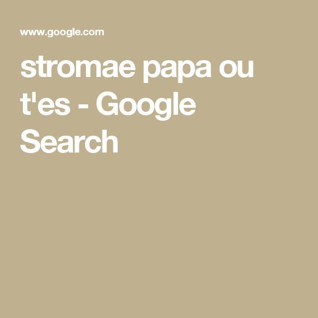 stromae papa ou t'es - Google Search