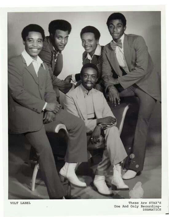 The Dramatics | R&B Male groups 50's-present