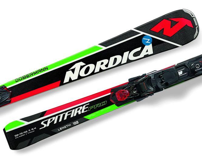 Nordica - Dobermann Spitfire Pro | skibuy.at - by Sport Nenner