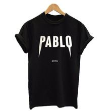 Summer 2016 Pablo T Shirt Yeezy Kanye West Short Sleeve T-Shirt Women Tops Concert Yeezus Clothing     Tag a friend who would love this!     FREE Shipping Worldwide     #Style #Fashion #Clothing    Buy one here---> http://www.alifashionmarket.com/products/summer-2016-pablo-t-shirt-yeezy-kanye-west-short-sleeve-t-shirt-women-tops-concert-yeezus-clothing/