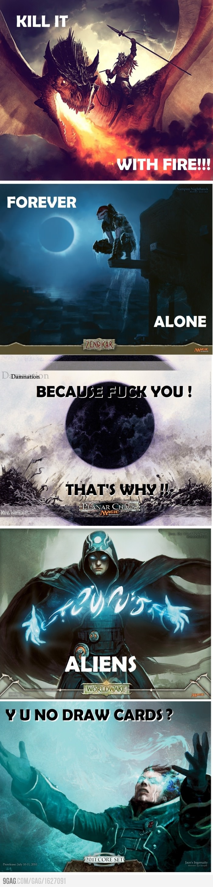 Some memes for mtg