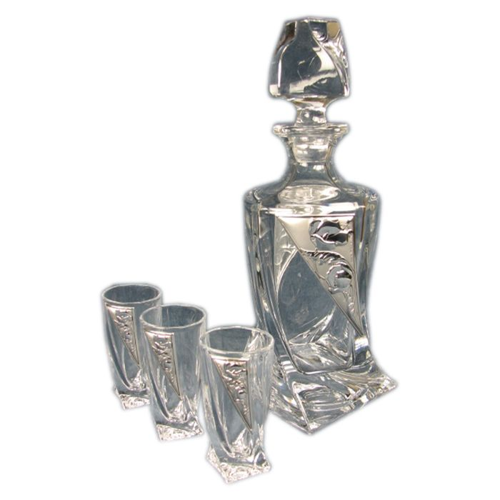 Набор для водки, 7 пр, Kea