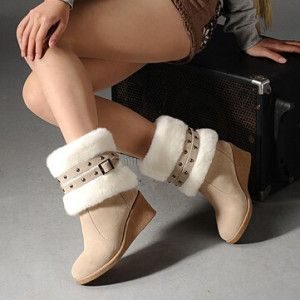New 2015 Fashion Women Snow Boots Wedges Slip-On  http://ketchikancrafts.com/product/4-colors-new-2015-fashion-women-snow-boots-wedges-slip-on-women-winter-boots-shoes-popular-style-sb0001/