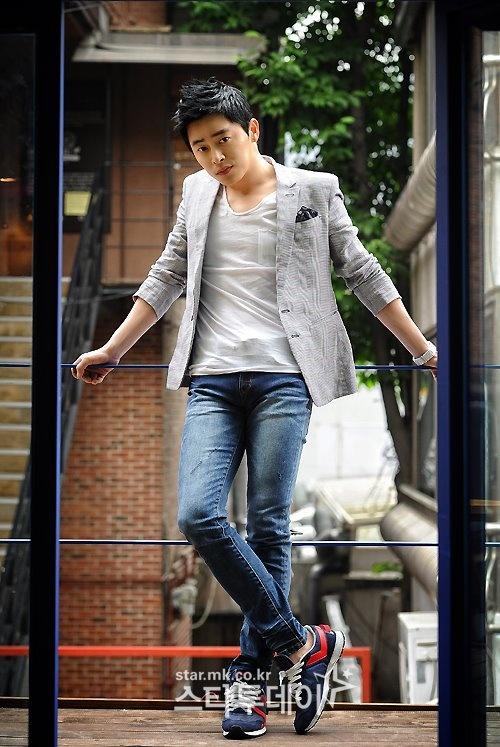 jo jung seok --- star