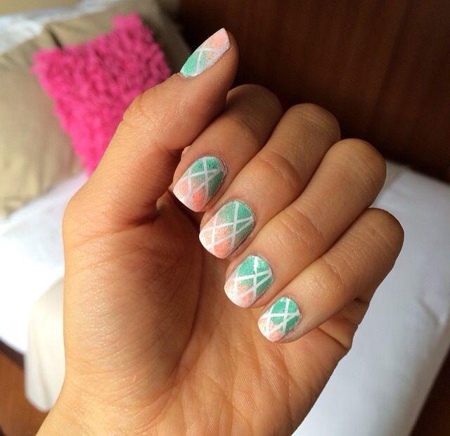 #pautips #nails #nailscolors #summer