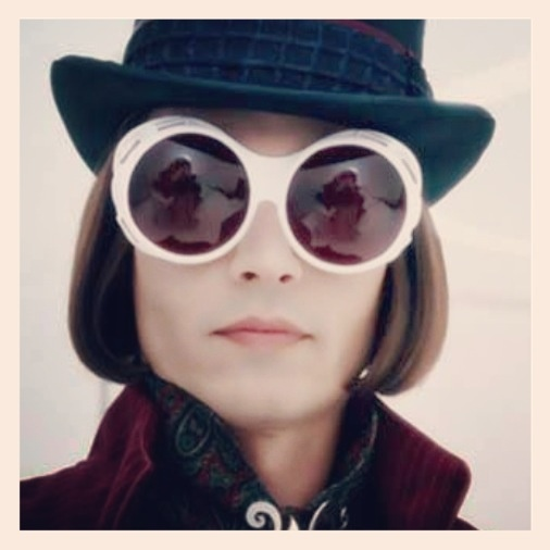 Johnny Depp = Willy Wonka | The Genius Of Tim Burton ...