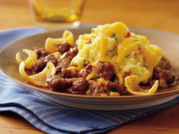 Barbecue Beef and Corn Shepherd's Pie: Dinner, Shepherds Pie Recipes, Corn Shepherd S, Barbecue Beef, Bbq Beef, Feet, Favorite Recipes
