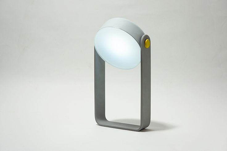 Spot is a multipurpose light, created by Gloria Ngiam, Nigel Geh & Guillaume Bloget