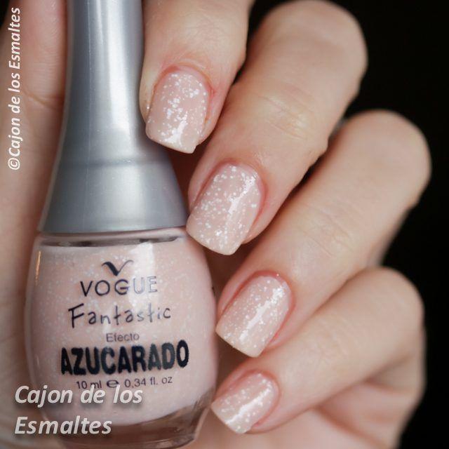 Esmaltes de uñas Vogue Esmaltes Vogue Durazno 152 #voguefantastic