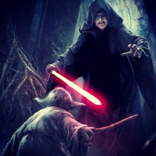 Palpatine Quotes: Darth Sidious And Yoda
