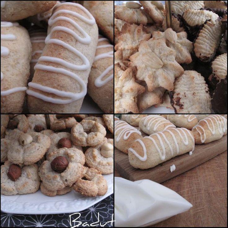 Kransekage recipe (in Danish) from the Badut blog
