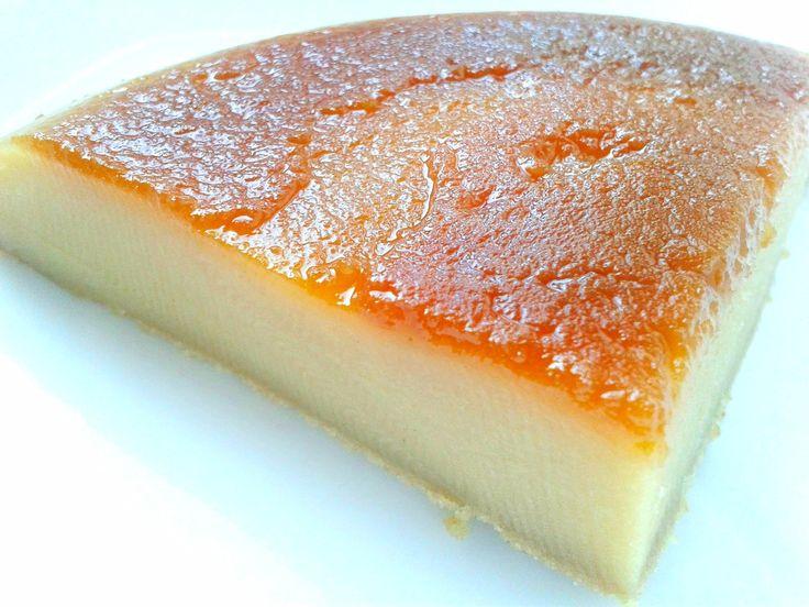 Flan de Galletas María al Microondas | Cocina A Buenas Horas