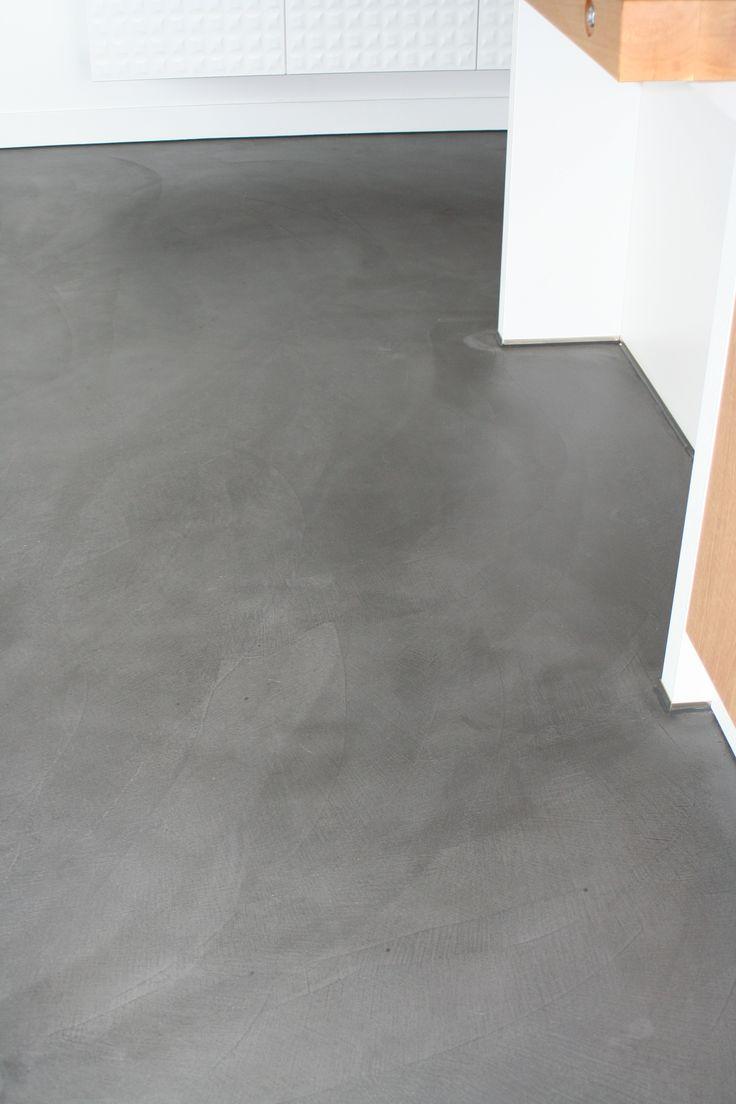 Pandomo Loft Design vloer aangebracht door Vloer & Zo. Project in St Pancras.
