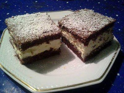 Receptek, és hasznos cikkek oldala: Csodaszép kakaós sütemény