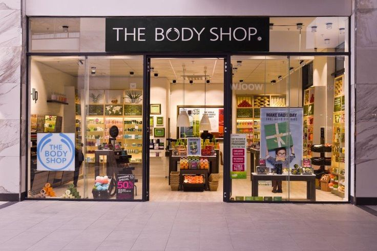 The body shop -  the original, natural and ethical beauty brand, with over 2,500 stores in over 60 markets worldwide - visit Dainfern Square today to find your pick!