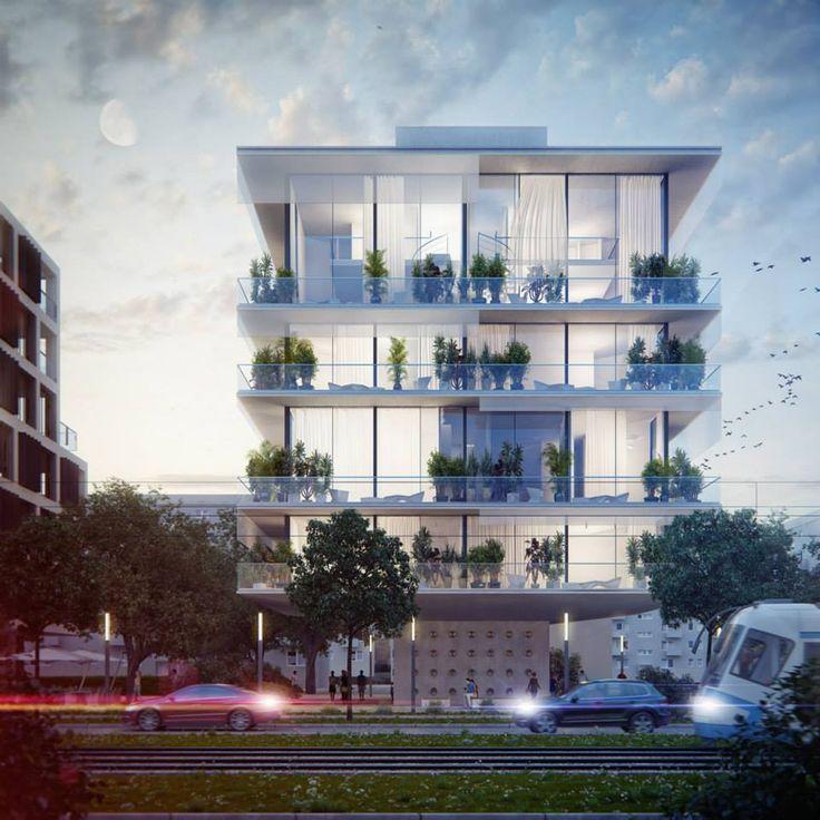 Wrocławski Trzonowiec niczym blok otwarty – Architectu