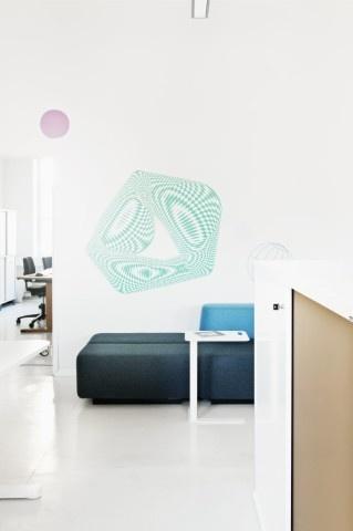 WDC Helsinki 2012 office. Design Rane Vaskivuori.