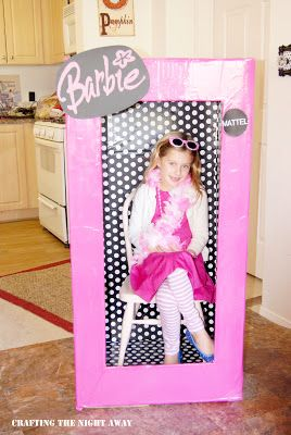 A photo booth for dress up and taking photos that matches the parties theme.