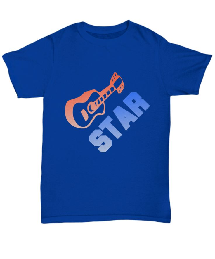 Guitar Star Unisex Tee
