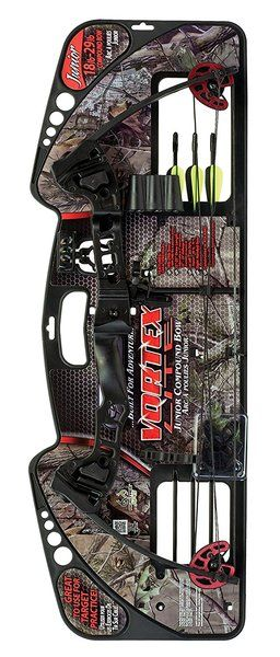 Barnett Crossbows BAR-1109 Barnett Vortex Lite Junior Compound Bow