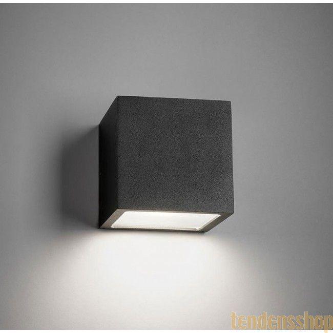 Cube Down (Sort) - fri fragt