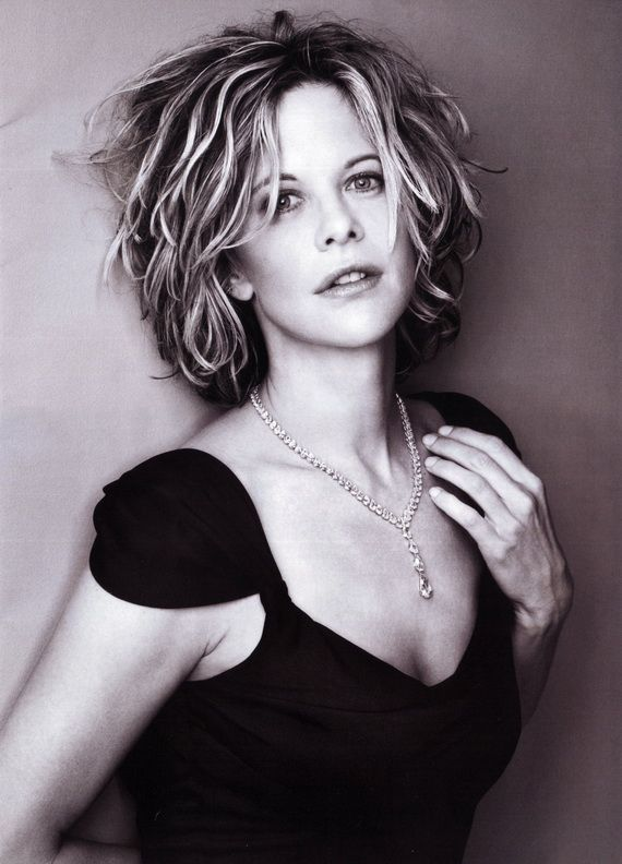 Meg Ryan Hairstyles: I'm looking for inspiration for a haircut tomorrow. :)