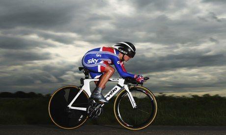 Olympic silver medallist Emma Pooley ready to ride, run and swim again