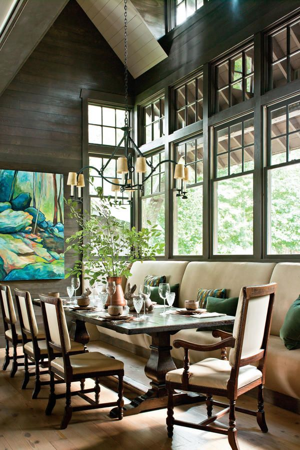 79 Stylish Dining Room Ideas: Add Character with Salvage Materials