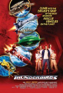 Thunderbirds are go! Love this, wish they made more!