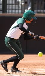 Michigan State softball fell to Ball State and Eastern Michigan Thursday afternoon in Boca Raton, Fla.  McKinzie Freimuth notched an RBI in both games; Kelly Smith and Dani Goranson each recorded nine strikeouts on the day.