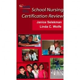 NASN School Nursing Certification Review - helps you prepare to take the National School Nurse Certification Exam.