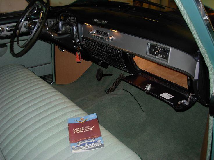Glovebox and manual...