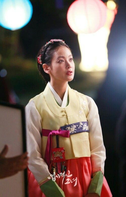 My Sassy Girl (Hangul: 엽기적인 그녀; RR: Yeopgijeogin Geunyeo) is a 2017 South Korean television drama starring Joo Won, Oh Yeon-seo, Lee Jung-shin and Kim Yoon-hye, based on the 2001 South Korean movie My Sassy Girl by Kwak Jae-yong, but during Joseon period. It aired on SBS. 혜명공주 오연서