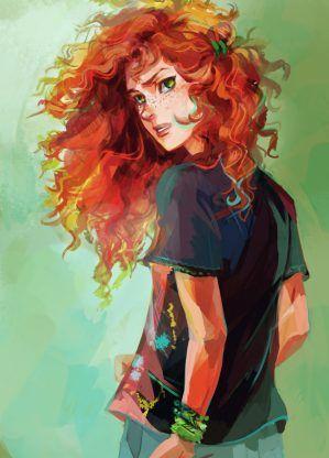 Rachel Elizabeth Dare – Rick Riordan | art by viria