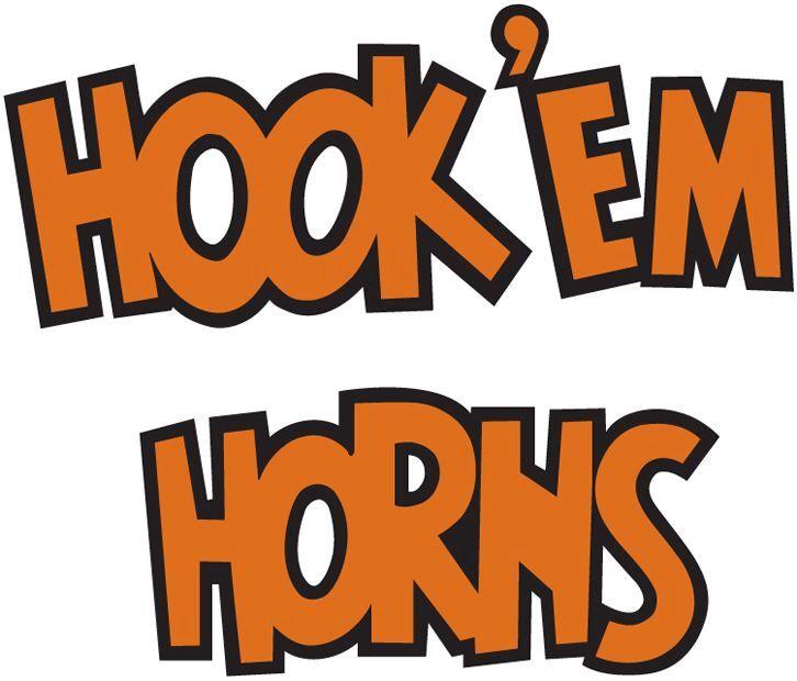 Texas Longhorns Hook em Horns