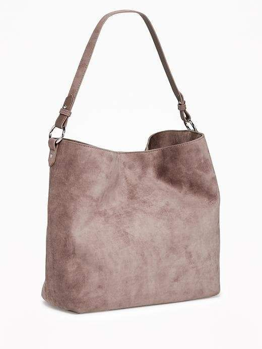 Old Navy Slouchy Faux Suede Hobo For Women Hobopurse