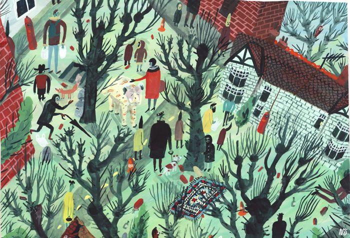Finchley Central - Nicholas Stevenson