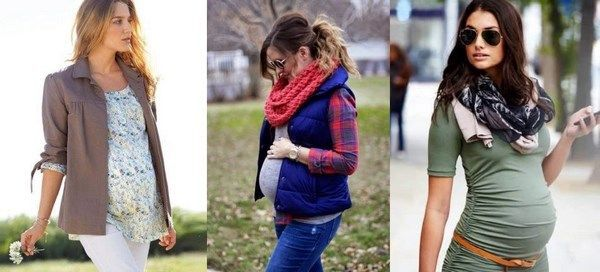 Мода для беременных 2019-2020: модная одежда для…