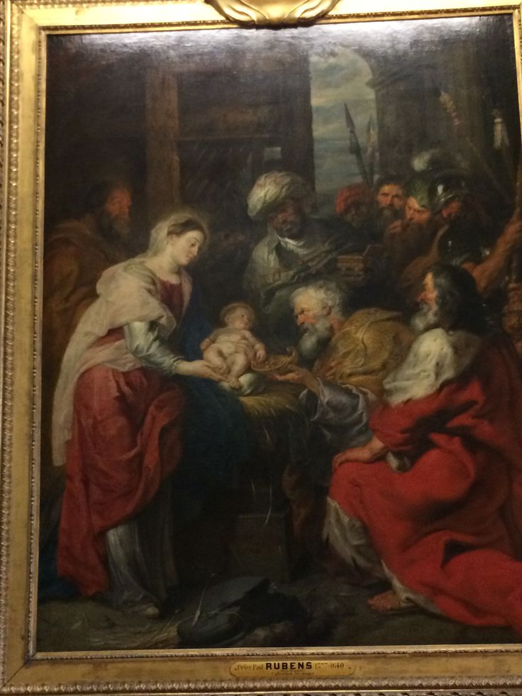 """Presentation  in  the  temple  by  Peter  Paul Rubens  1640 .    ...  Simeon  was  there. He  took  the  child  in  his  arms and  praised  God  saying, """"Sovereign  Lord,  now  let  your  servant  die  in  peace,  as  you  have  promised."""" Luke  2:28-29"""