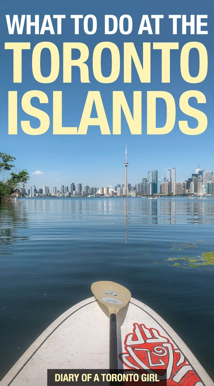 How To Spend A Day At The Toronto Islands Toronto Island Toronto Travel Canada Travel