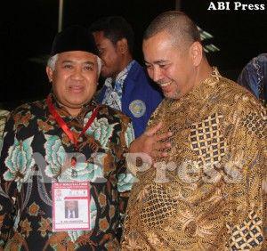 """Muhammadiyah dan Ahlulbait Indonesia Siap Tampilkan Islam Ramah Prof. Dien Syamsuddin: """"Muhammadiyah hadir justru untuk menampilkan wajah Islam yang ramah dan cinta damai, dan siap bergandeng tangan dengan siapa pun yang memiliki keinginan yang sama untuk menyebarkan perdamaian"""