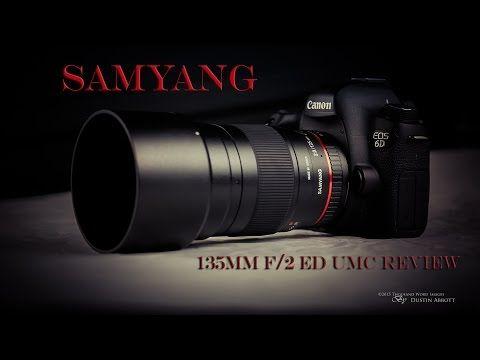Samyang 135mm f/2 ED UMC Telephoto Lens Full Review - YouTube