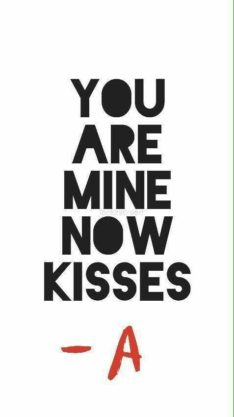 Jullie zijn van mij nu kusjes -A                                                                                                                                                                                 More