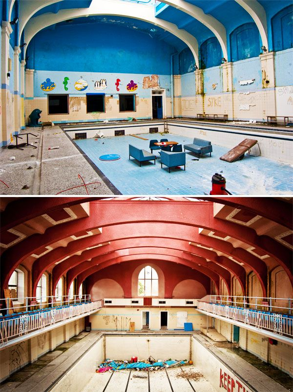 66 Best Images About Creepy Swimming Pools On Pinterest Chadderton Pools And Indoor Pools