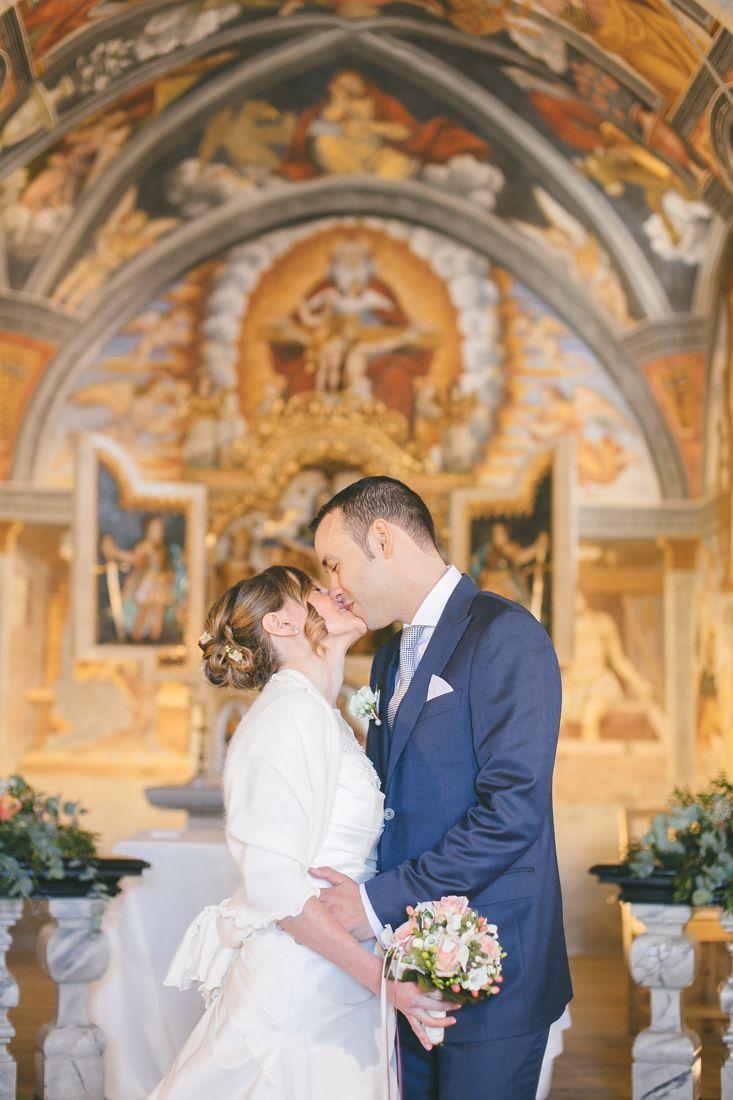 I do...church ceremony Matrimonio | Hotel Bormio La Genzianella