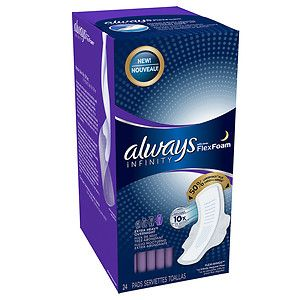 always maxi pads extra day pads - Google Search