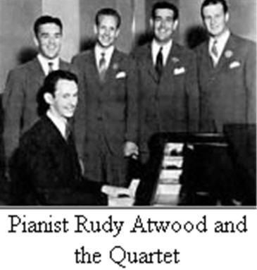 Old Fashioned Revival Hour Quartet With Rudy Atwooed