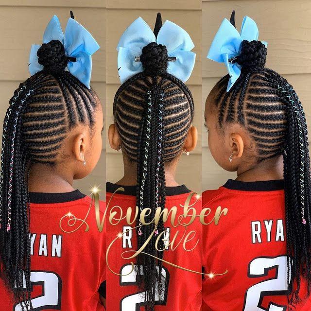 2020 Braided Hairstyles For Black Kids Kids Hairstyles Kids Braided Hairstyles Black Girl Braided Hairstyles