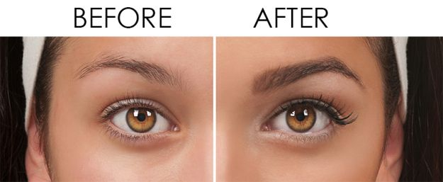 Easy Way to Shape Your Eyebrows at Home